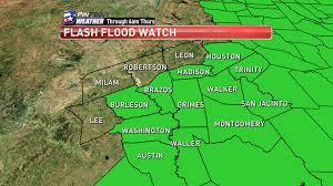 Austin Radar Map by Recent Rain Causes Localized Brazos Valley Flooding