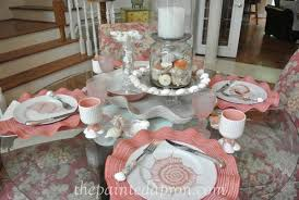 tablescapes ode to the seashell the painted apron