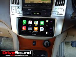 lexus rx330 key shell replacement lexus rx330 with apple carplay installed by drivesound apple