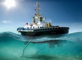 two damen tugs equipped for dredging role dredging today