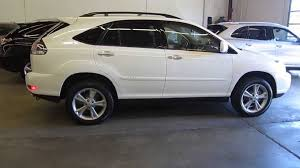 lexus rx 2008 interior 2008 lexus rx 400 hybrid awd for sale on carlist com