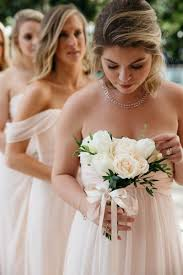 bridesmaid bouquets bouquets photos white bridesmaid bouquet inside weddings