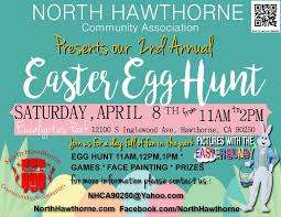 east egg north hawthorne community association easter egg hunt hawthorne