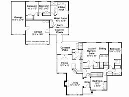 split bedroom floor plan house plans with separate garage split bedroom floor plans