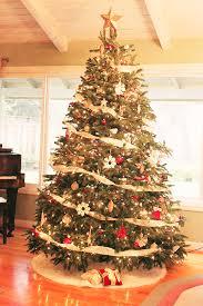 christmas tree ribbon o christmas tree michaela noelle designs