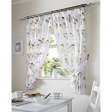 Kitchen Curtains Terrific Kitchen Curtains Co Uk On For The Cintascorner