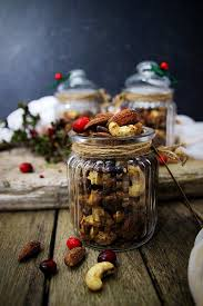 Christmas Nuts Niki U0027s Christmas Nuts Rebel Recipes
