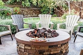 How To Make A Table Fire Pit - how to build a fire pit diy true value projects