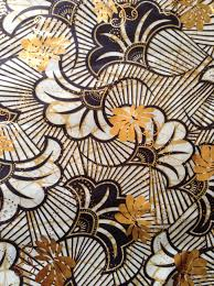 beautiful african wax print fabric from senegal pattern