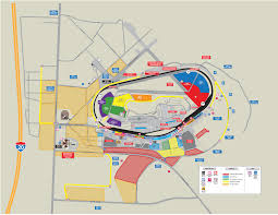 Las Vegas Motor Speedway Map by News International Motorsports Hall Of Fame