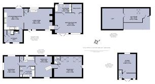 4 bedroom property for sale in morchard bishop crediton devon