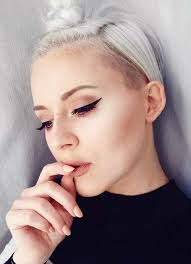 short white hair 55 short hairstyles for women with thin hair fashionisers