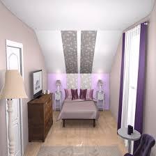 amenagement chambre sous pente d co chambre sous pente avec chambre et salle de bain sous combles