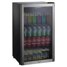 Cool Fridge To Keep Your Cans Cool Hold 10 Cans And by Beverage Refrigerator Ebay