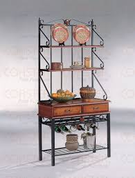 cool kitchen bakers rack all home decorations 12 photos gallery of cool kitchen bakers rack
