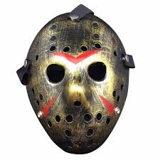 jason costume makeup jason mask horror mask friday the 13th horror