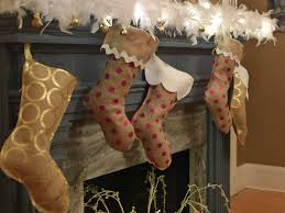 easy diy christmas stocking tutorials diy network blog made