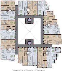 500 sq ft 1 bhk 1t apartment for sale in kalpana constructions