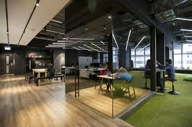 Office Space Design Ideas Hong Kong Warehouse Converted To Creative Office Space Freshome