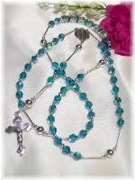 personalized rosary addictivejewelry baby baptism jewelry communion jewelry