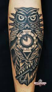 what does an owl tattoo symbolism tattoo collection