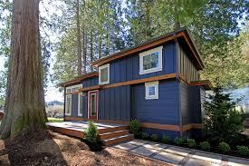 Vacation Home Plans Waterfront Salish Unit 10 Park Models West Coast Homes