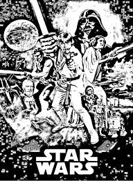 movie star wars episode 4 movies coloring pages for adults