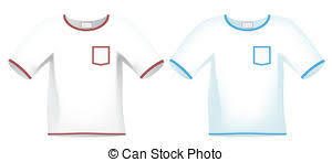 white blank t shirt template vectors illustration search clipart