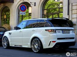 orange range rover svr land rover mansory range rover sport 2013 15 april 2015 autogespot