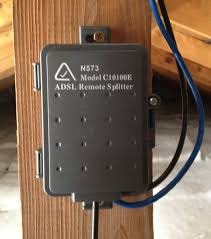 what does an adsl line filter do digital tv help
