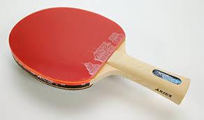 custom table tennis racket amazon com custom table tennis paddle with ariex 1 ply hinoki