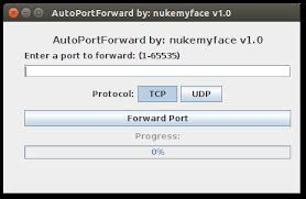 auto port forwarding program all servers auto port forwarder minecraft tools mapping and