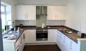Shiny White Kitchen Cabinets Zebrano Cupboard Doors U0026 Bathroomfascinating White Gloss Kitchen