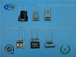 led recessed lighting manufacturers manufacturer supplied 55mm flat steel spring for lighting led panel