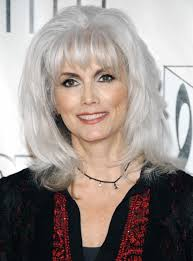 white hair over 65 emmylou harris charged in hit and run emmylou harris and gray hair