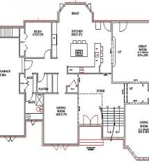 Walk Out Ranch House Plans 100 Ranch Style Floor Plans With Walkout Basement Walkout