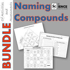 the 25 best naming chemical compounds worksheet ideas on