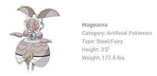article pokemon xyz pokemon tv magearna