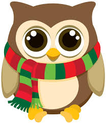owl christmas invierno png buscar con winter children owl