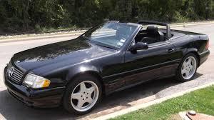 2001 Benz 2001 Mercedes Benz Sl500 Convertible T42 Dallas 2012