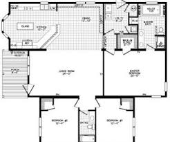 ranch house floor plan modular ranch house plans tag 4 bedroom modular home floor plans