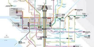 melbourne tram map melbourne map maps melbourne australia