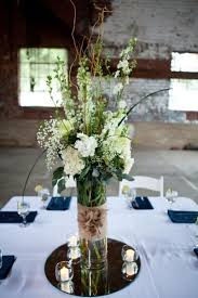 Burlap Wedding Centerpieces by 22 Best Flowers Images On Pinterest Marriage Flowers And
