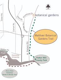 University Of Michigan Map by Earth Words Trail Opens Linking University Of Michigan Botanical