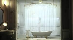 marvelous shower tub curtain shower curtain ideas bed bath and surprising shower tub curtain giant circular rod idea for shower curtain ceiling showerhead white bathtub with