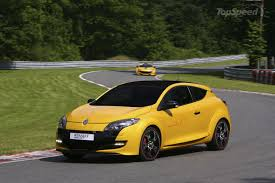 renault yellow 2011 renault megane rs 265 trophy review top speed