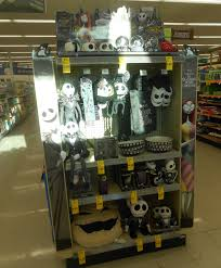 nightmare before display at walgreens kmom14 project