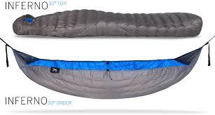 sierra madre research inferno hammock insulation system
