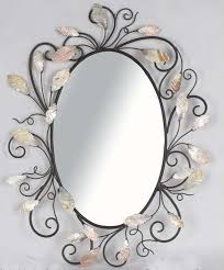mirror designs amusing style and white color pastel wall cool table wonderful