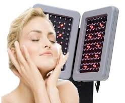 Light Therapy For Skin Led Light Therapy Reduces Face Wrinkles Rejuvenates The Skin And